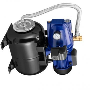 NACHI IPH-45B-20-40-11 Double IP Pump